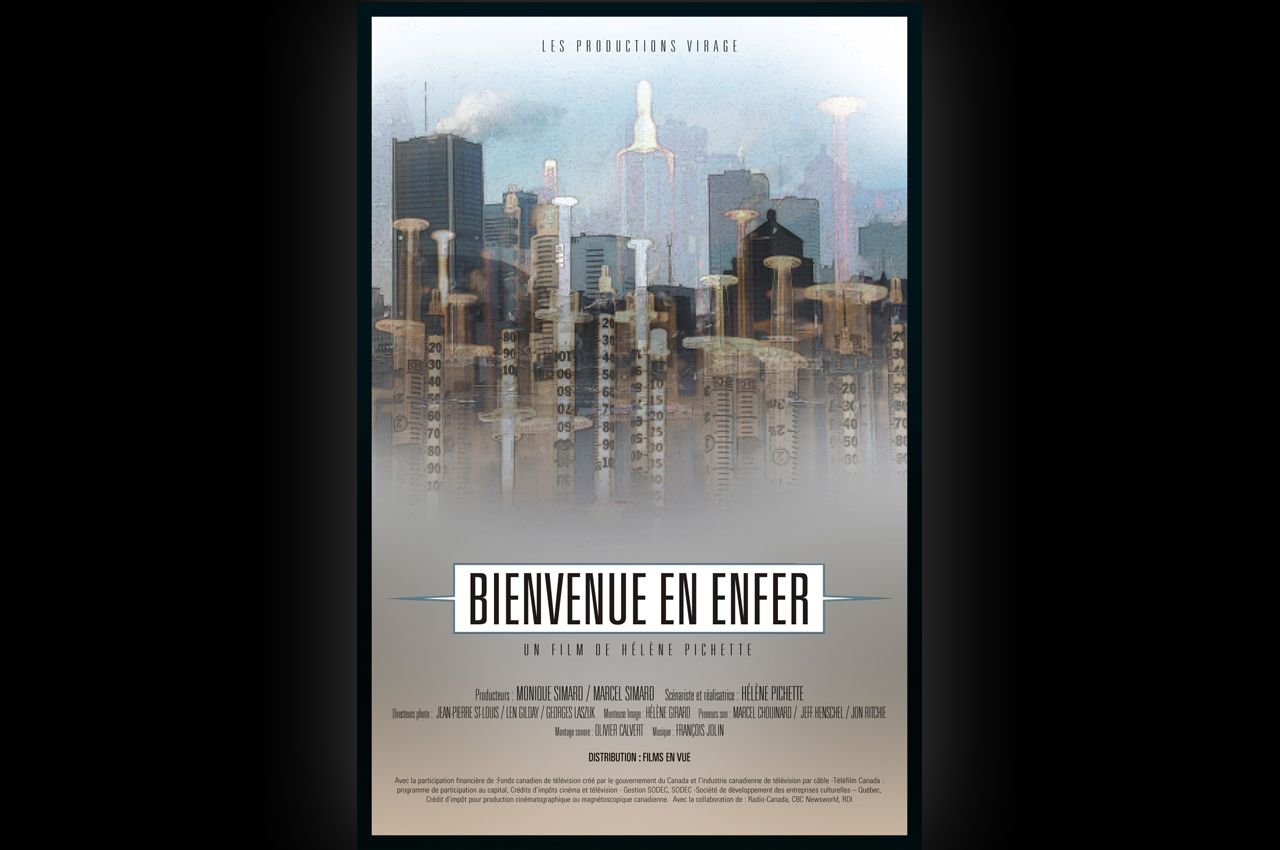 Bienvenue en enfer - film