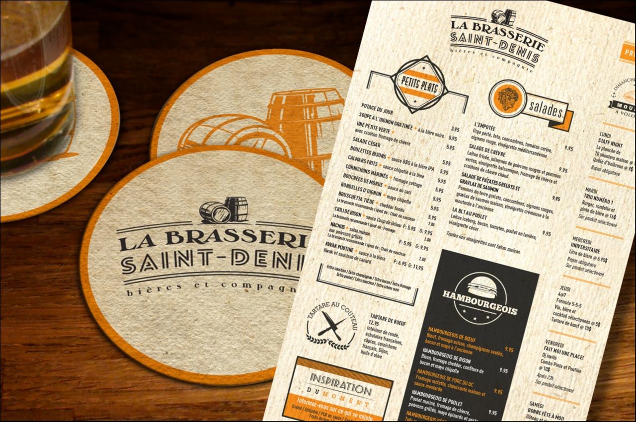 Brasserie St-Denis